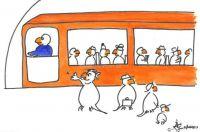 U-Bahnfahrer