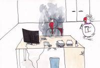 Burnout del ejecutivo