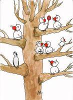 Lugar para el nido