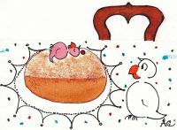 Carnival Pfannkuchen