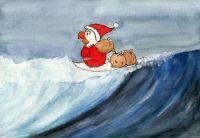 Surfing Nicolaus