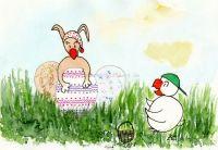 Botín de Pascua