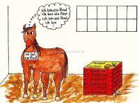 Lasaña de caballo