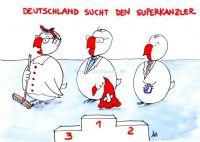 Alemania busca presidente