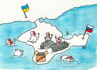 Lunes de Carnaval en Crimea